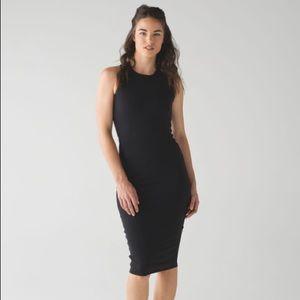 Lululemon Picnic Play Body Con Dress